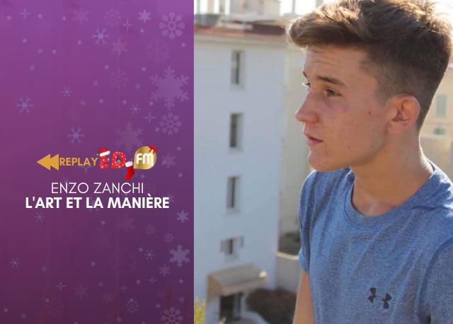 REPLAY - L'Art Et La Manière - Mardi 11 décembre 2018