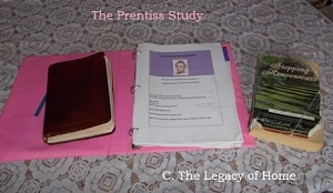 The Elizabeth Prentiss Study
