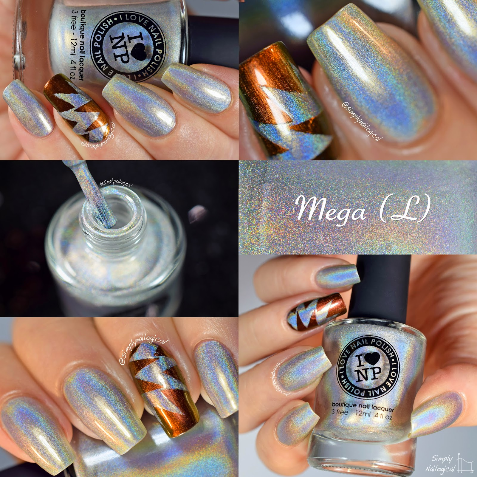Simply Nailogical I Love I Love Nail Polish Fall 2014