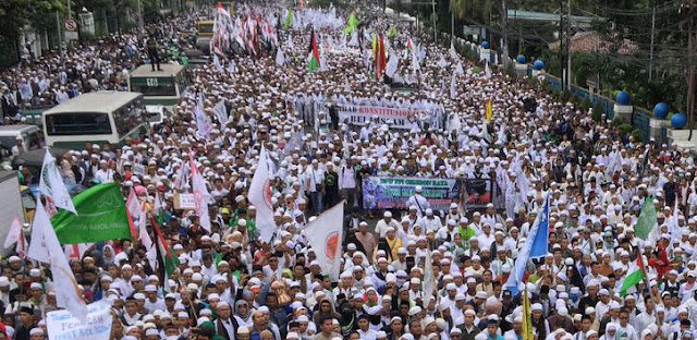 Istana Terlalu Ceroboh Tuding Aksi Bela Islam bagian Politisasi Agama