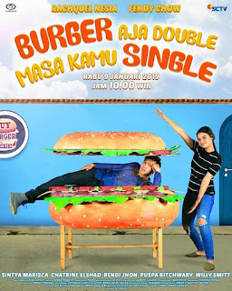 Biodata Pemain FTV Burger Aja Double Masa Kamu Single SCTV