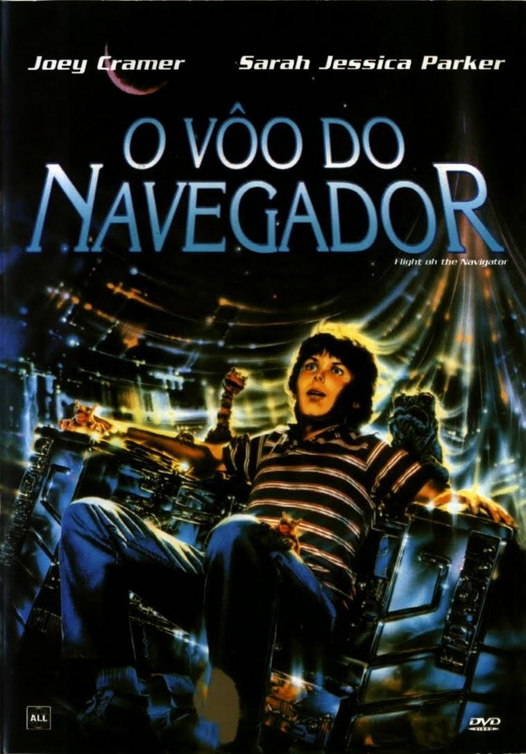 O Vôo do Navegador – Dublado (1986)