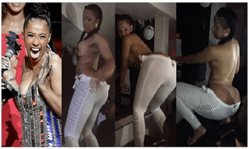 Image result for Cardi B nude blogspot.com