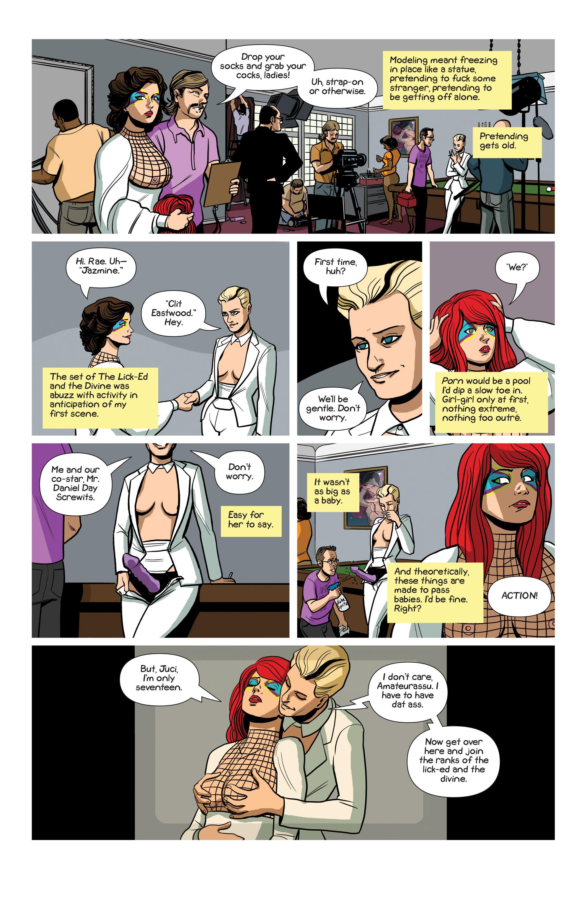 Read online Sex Criminals comic -  Issue #9 - 16