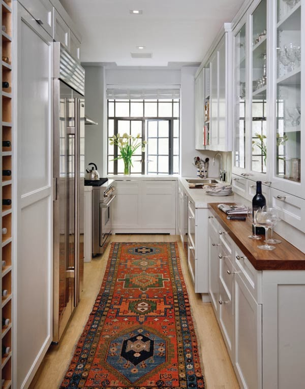 Gambar Desain Dapur Lorong Desain Rumin