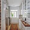 Dekorasi Desain Dapur Lorong Terbaru