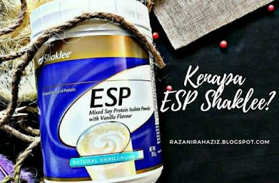 Asid amino, ESP Shaklee, Indek Glisemik, Kacang soya, Promosi ESP,