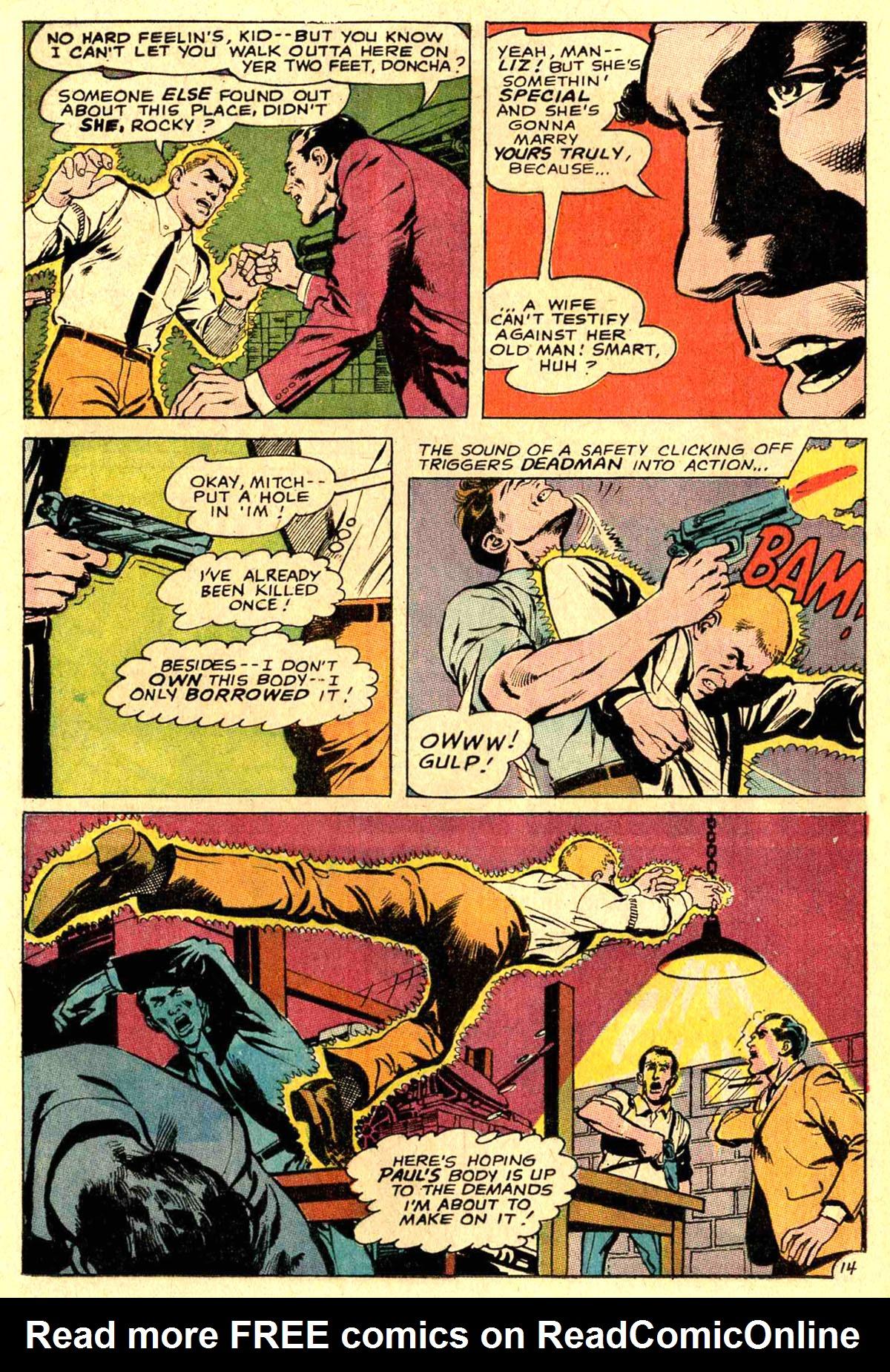 Strange Adventures (1950) issue 207 - Page 20