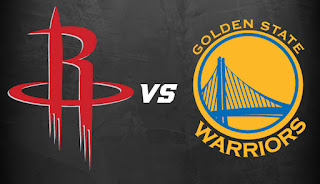 Game 1: Houston Rockets vs Golden State Warriors