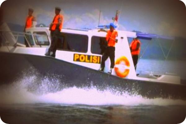 Polair Merauke Gandeng Masyarakat Untuk Tekan Kriminalitas di Pantai dan Sungai