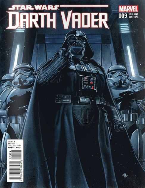Star Wars - Darth Vader (Marvel 2015) - Issue 9