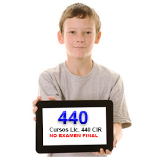 infórmate de los pasos para trabajar como agente de seguros con licencia 440