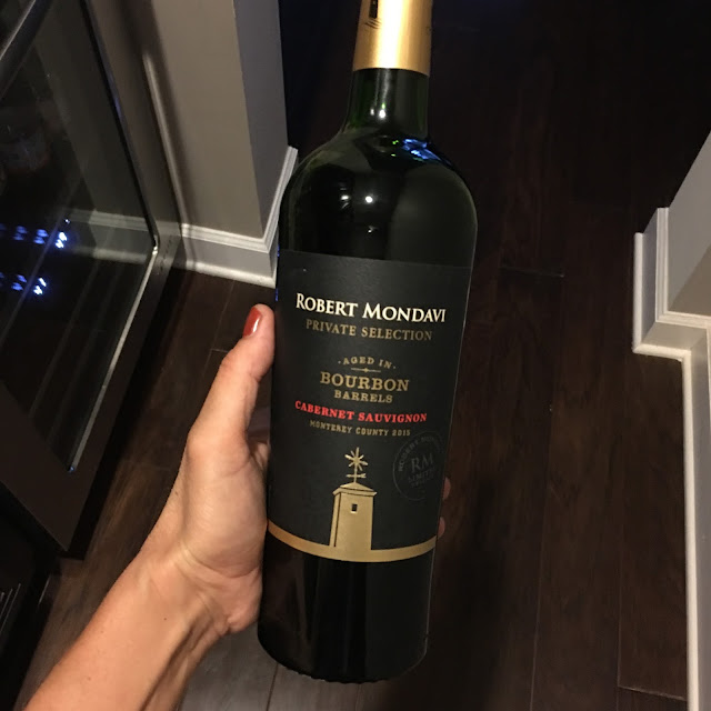 Robert Mondavi Bourbon Barrel Cabernet Sauvignon