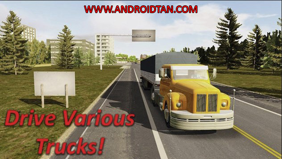 yang selalu setia memperlihatkan game android  Heavy Truck Simulator Mod Apk + Data v1.940 Unlimited Money Terbaru