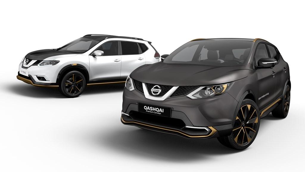 142850 1 5 rs H Nissan θα παρουσιάσει στο Σαλόνι της Γενεύης το QASHQAI και X-TRAIL σε πολυτελείς εκδόσεις