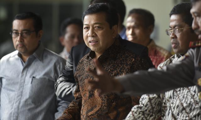 KPK Dalami Kasus E-KTP Setnov, Eks Deputi Set Wapres Diperiksa