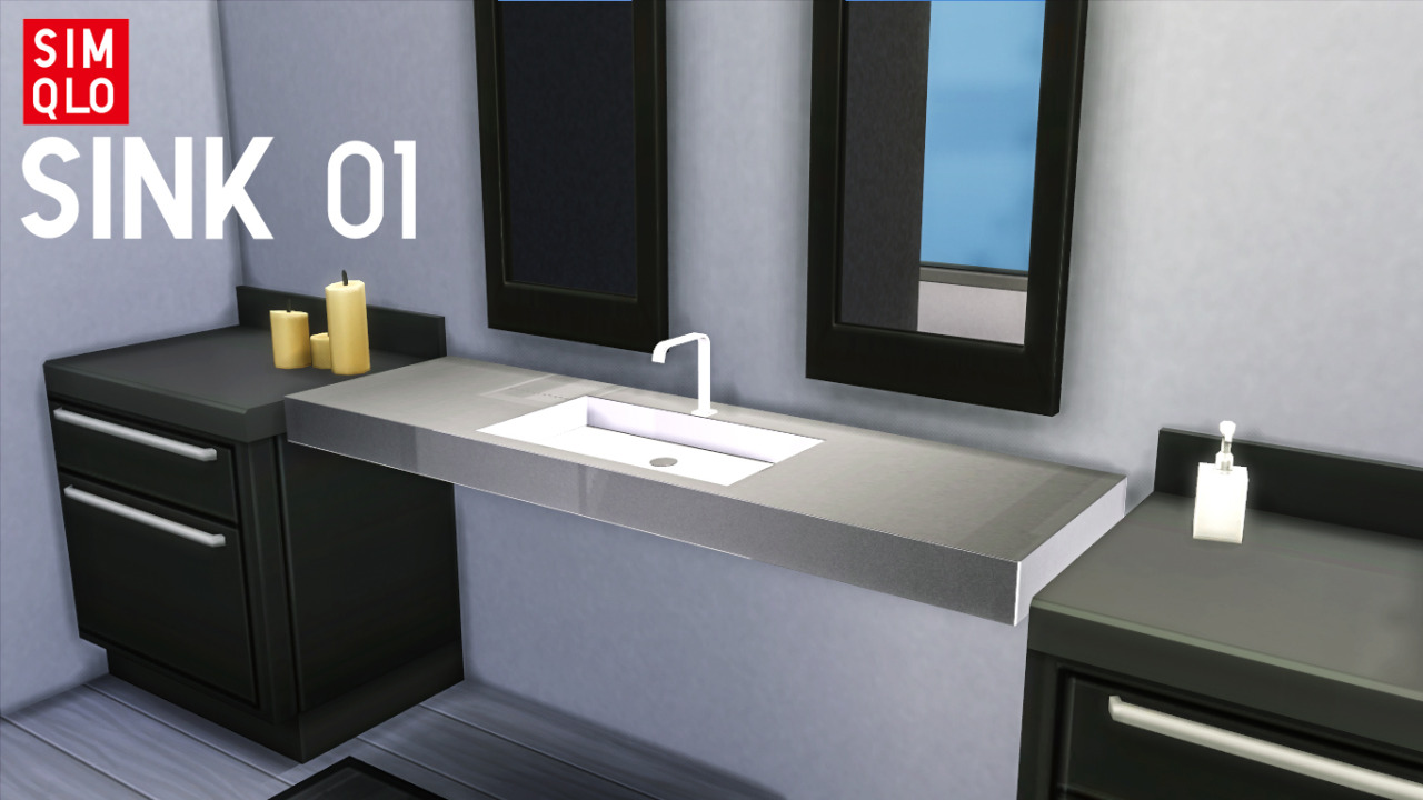 My Sims 4 Blog Kitchen Sink By Simssafari