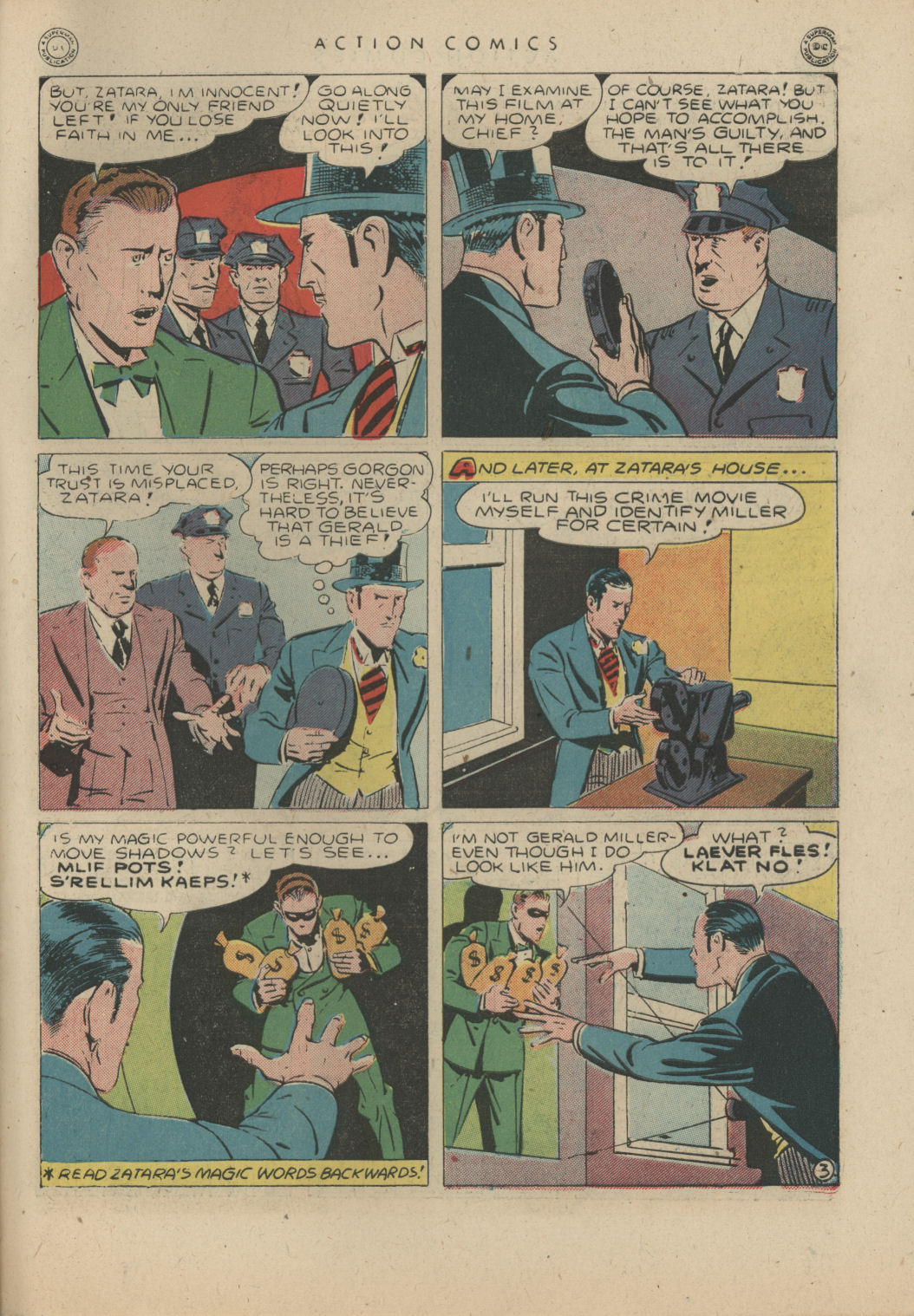 Read online Action Comics (1938) comic -  Issue #83 - 44