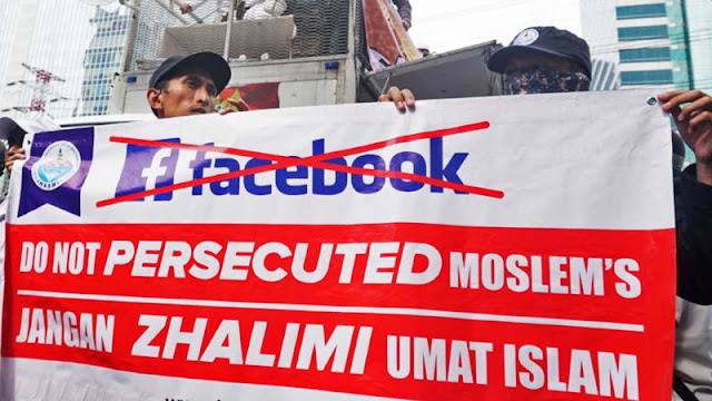 Didemo FPI, Facebook: Kami Tetap akan Menghapus Konten Ujaran Kebencian