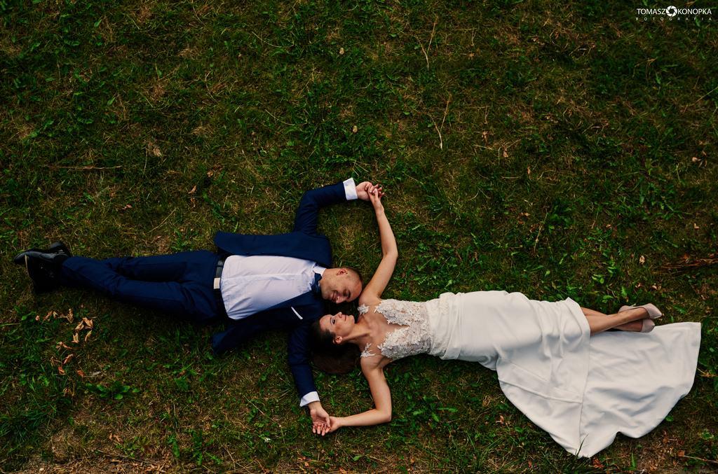 Złoty Potok zdjęcia ślubne Tomasz Konopka