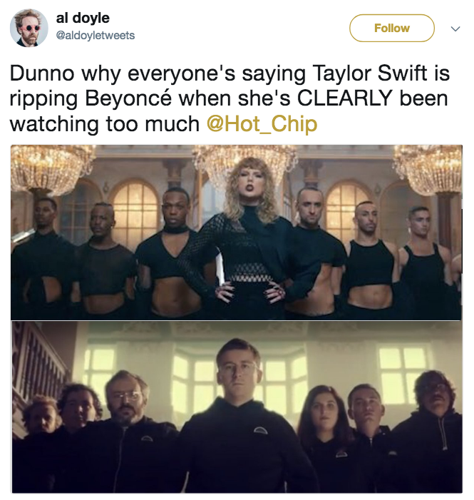 Top 10 Taylor Swift Memes Beyonce Look What You Made Me Do Empire Bbk