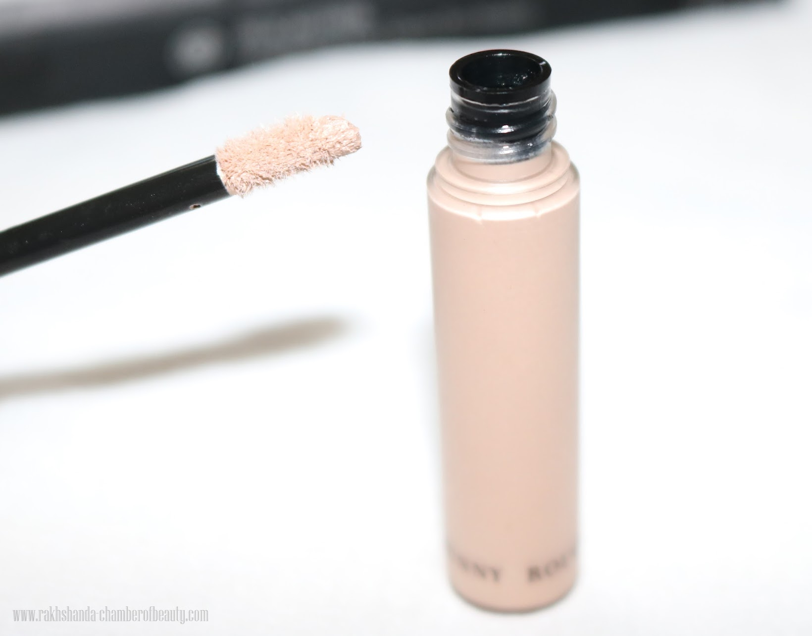 Rouge Bunny Rouge Long Lasting Duo Cream Eye Shadow- review, swatches, FOTD, EOTD, eye makeup, Indian beauty blogger, Chamber of Beauty