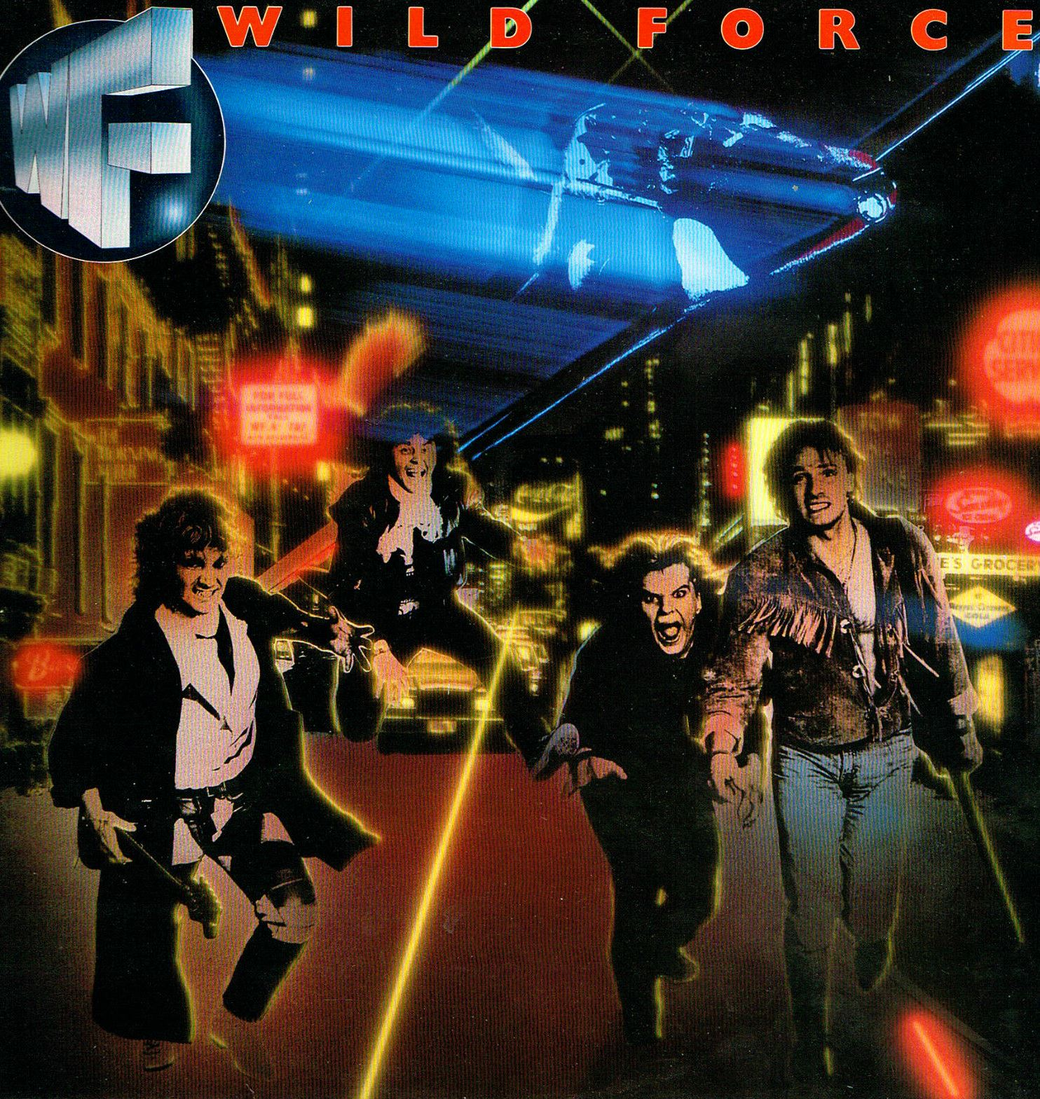 Wild Force [st - 1987] ~ 80's AOR & Melodic Rock Music
