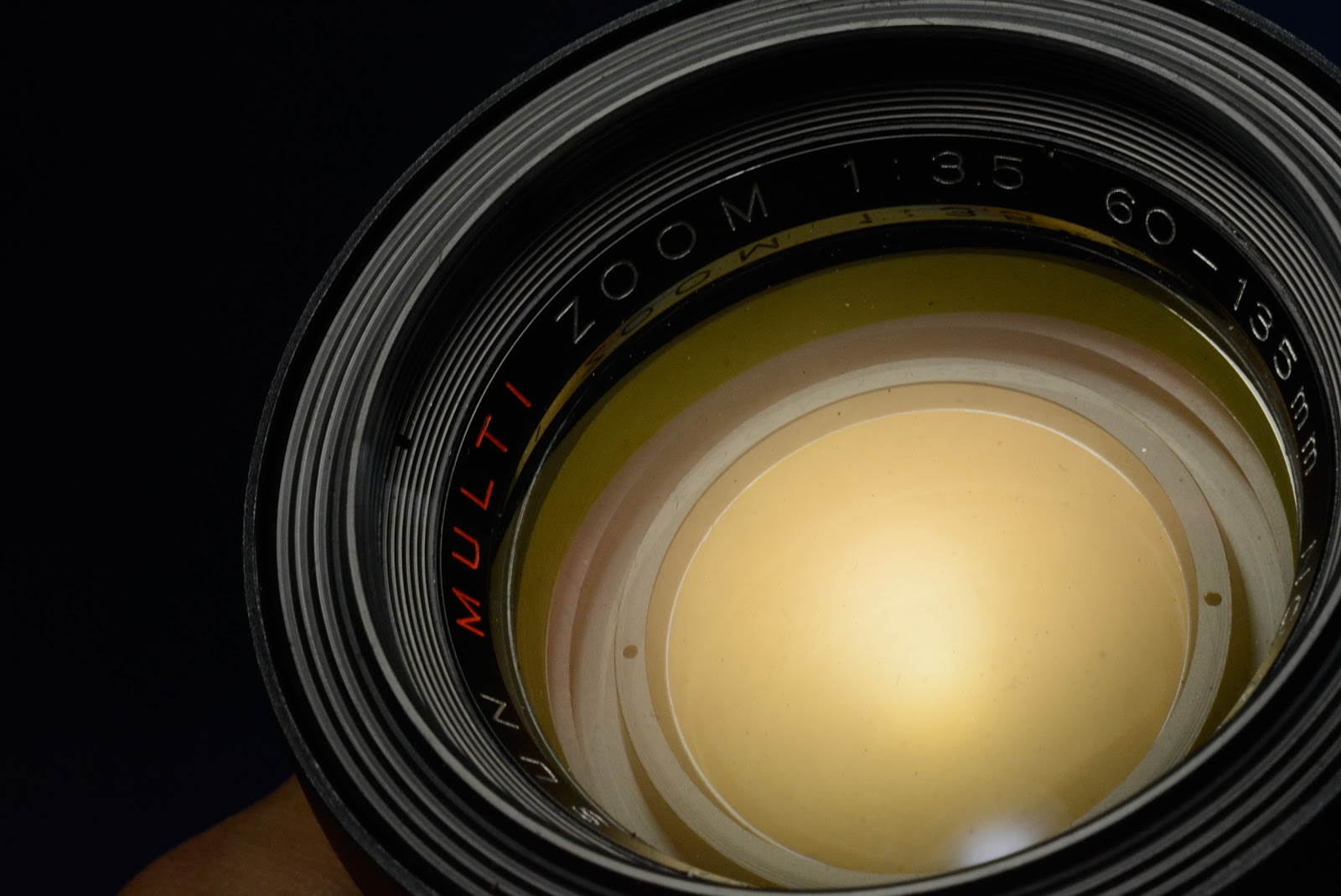 Sun Optical SUN MULTI ZOOM 60-135mm f/3.5 (YS/T-Mount)
