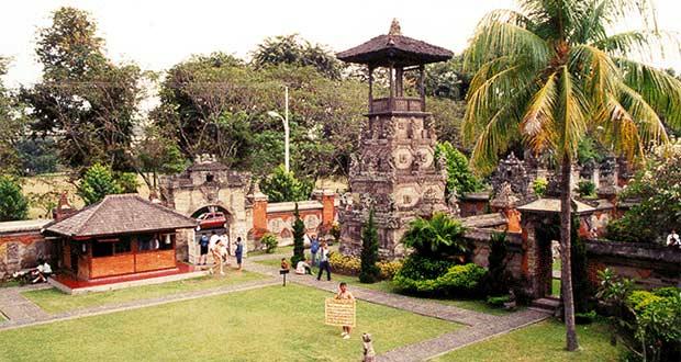 Objek Wisata Budaya di Denpasar Indonesia