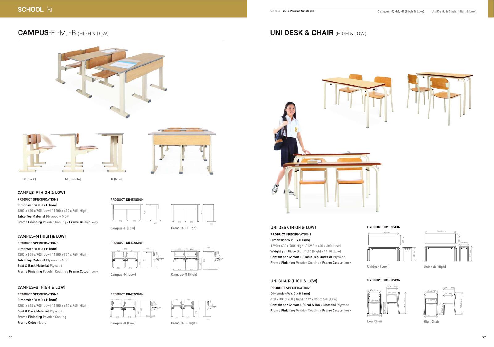 5700 Desain Kursi Sekolah Terbaru