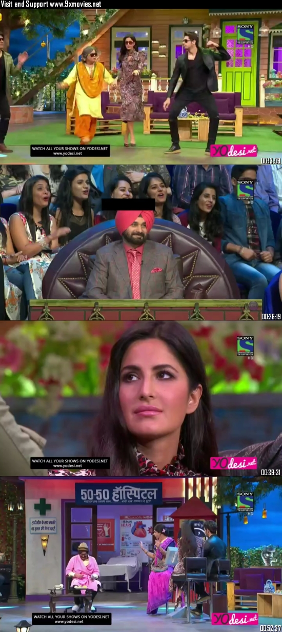 The Kapil Sharma Show 04 Sept 2016 HDTV 480p