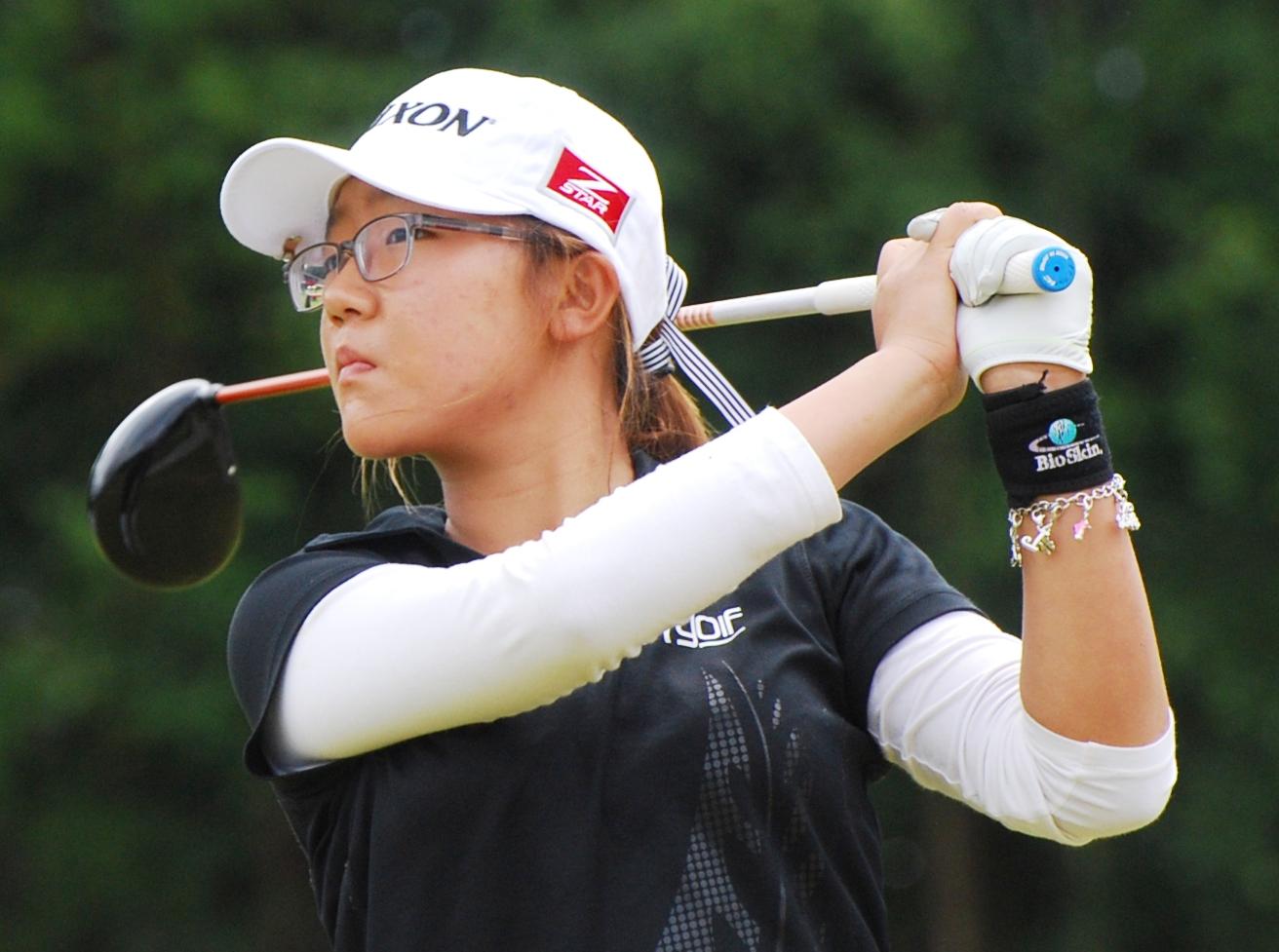 AMATEUR LYDIA KO (15) WINS LPGA CANADA WOMEN'S OPEN