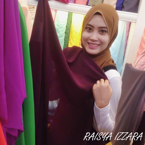 REVIEW:Shawl Raisya Izzara ♥