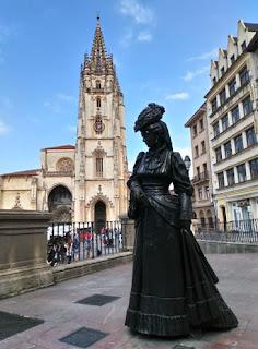 Oviedo, La Regenta.