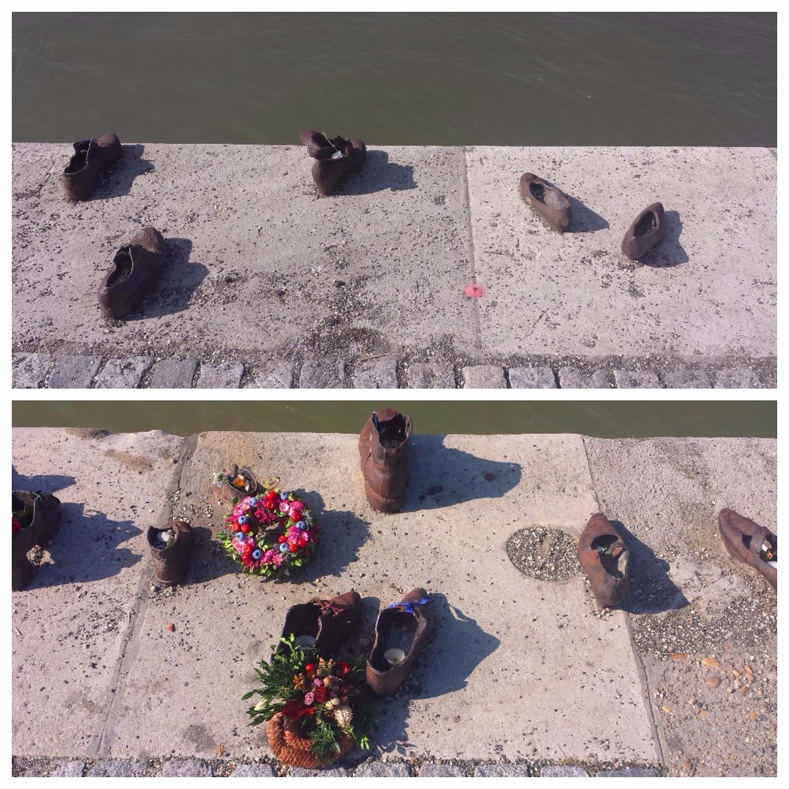 Memorial Sapatos no Danúbio