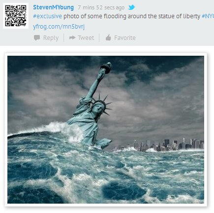 Liberty Near Me >> Doug Ross @ Journal: 15 Photos of #HurricaneIrene Spotted