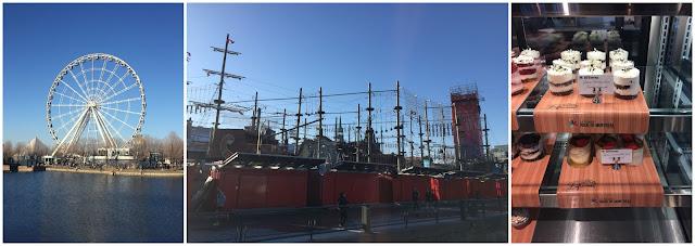 Grande Roue Vieux-Port de Montréal Bateau de pirates