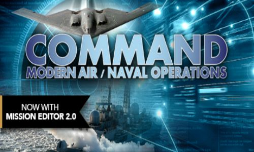 Download Command Modern Air Naval Operations CLKS Free For PC