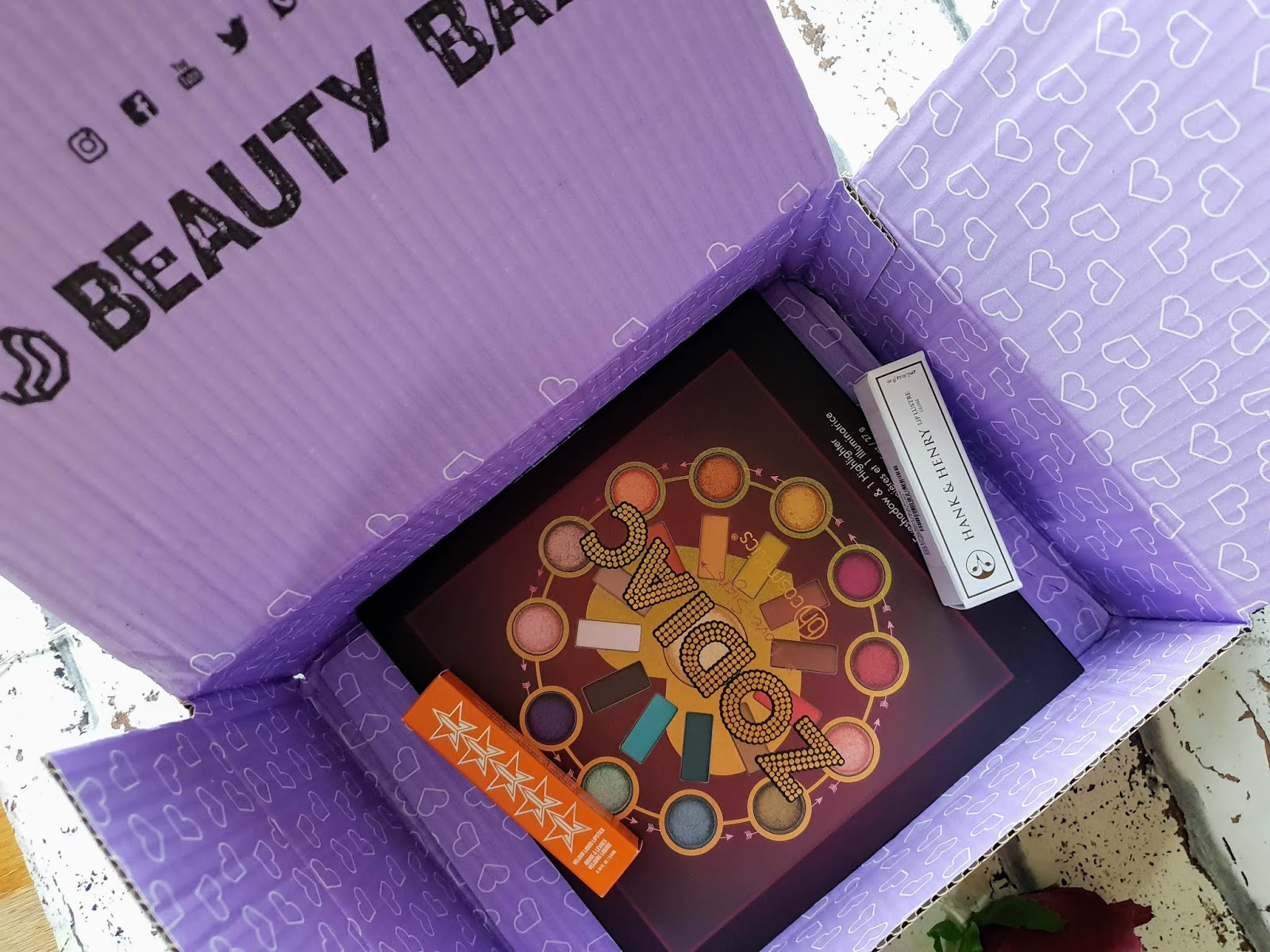 My First Beauty Bay Order and First Impressions