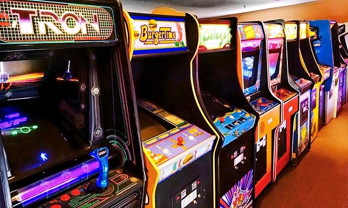 Sala Giochi Anni 80 : My little akiba il concetto di sala giochi moderna