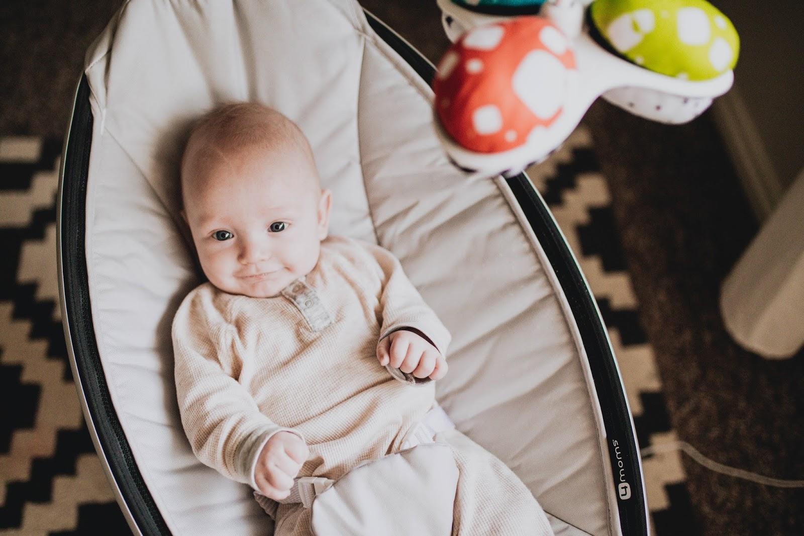 4moms Mamaroo Infant Seat Review Dearest Lou Bloglovin