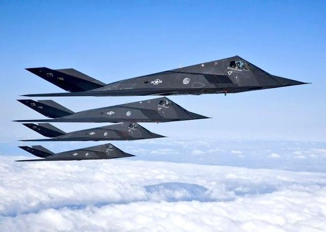 F-117 возвращаются?!
