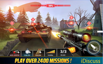kill shoot bravo game screenshot