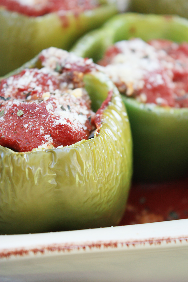 Meatloaf Best Stuffed Peppers