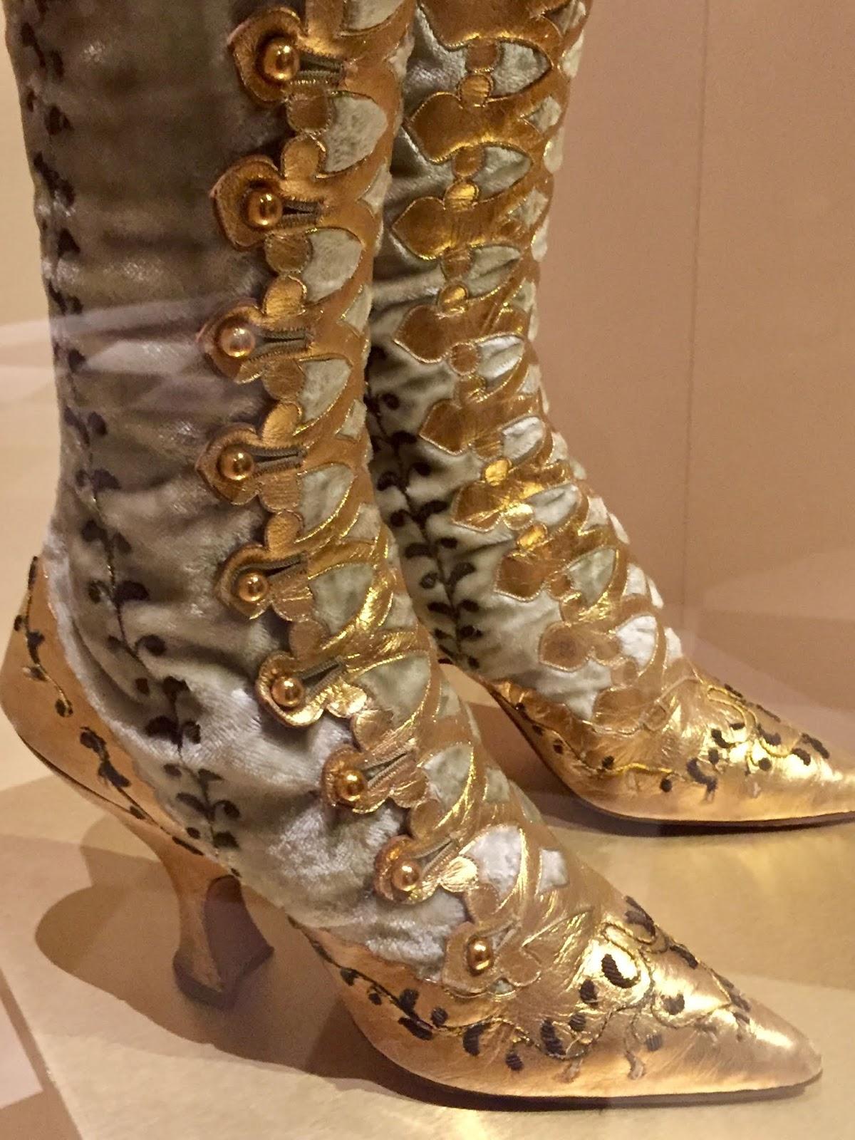 treasures afoot shoe stories from the georgian era