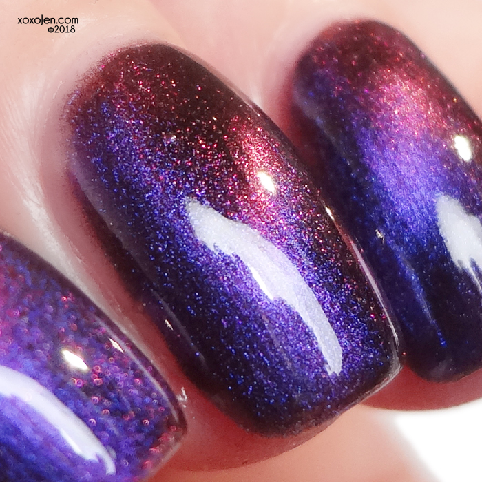 xoxoJen's swatch of KBShimmer Orbits and Pieces