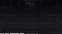 21.05.2018  23:55 CEST - Koniunkcja Księżyca z Regulusem