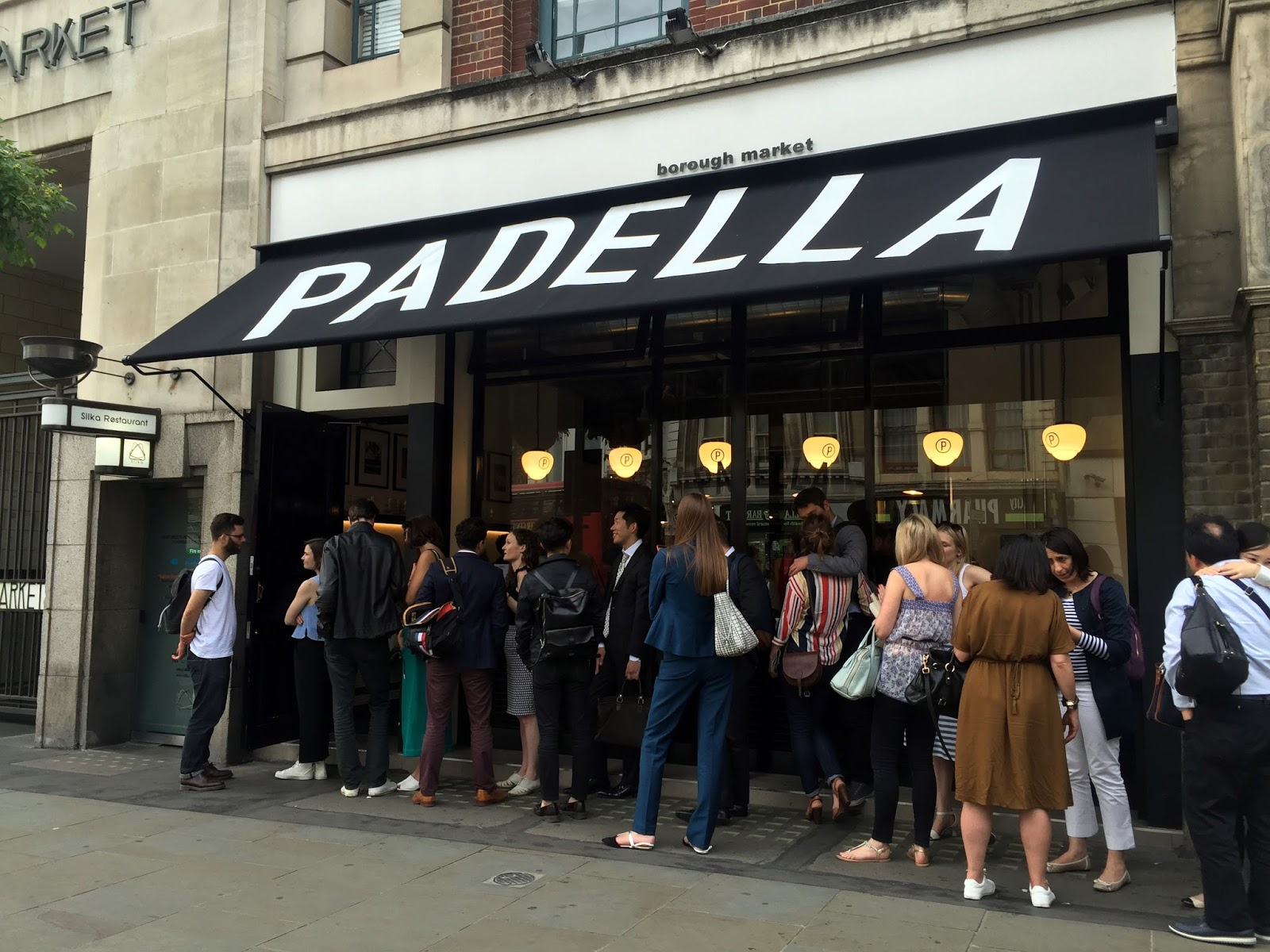 Padella Sister Restaurant Double Skinny Macchiato At Padella Simple Pasta Pans Out Perfectly