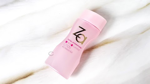 [REVIEW] Za - Total Hydration Rich Lucent Lotion