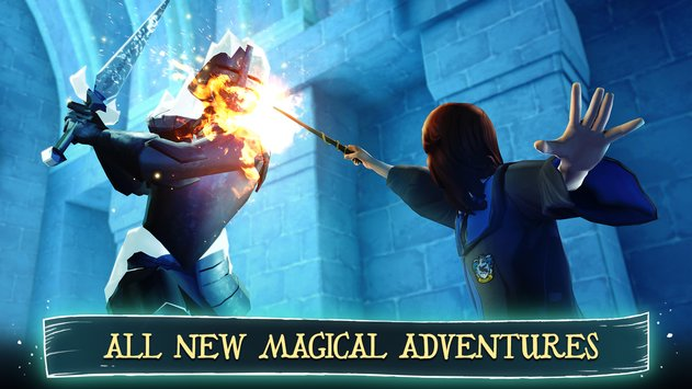 Descargar APK de Harry Potter: Hogwarts Mystery 1.1.3.1 beta ANDROID